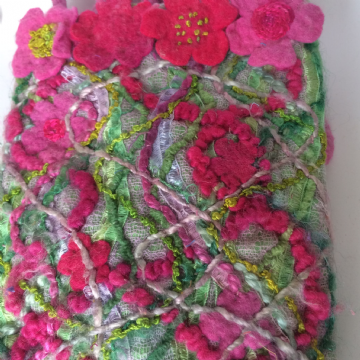 Rambling Rose Purse